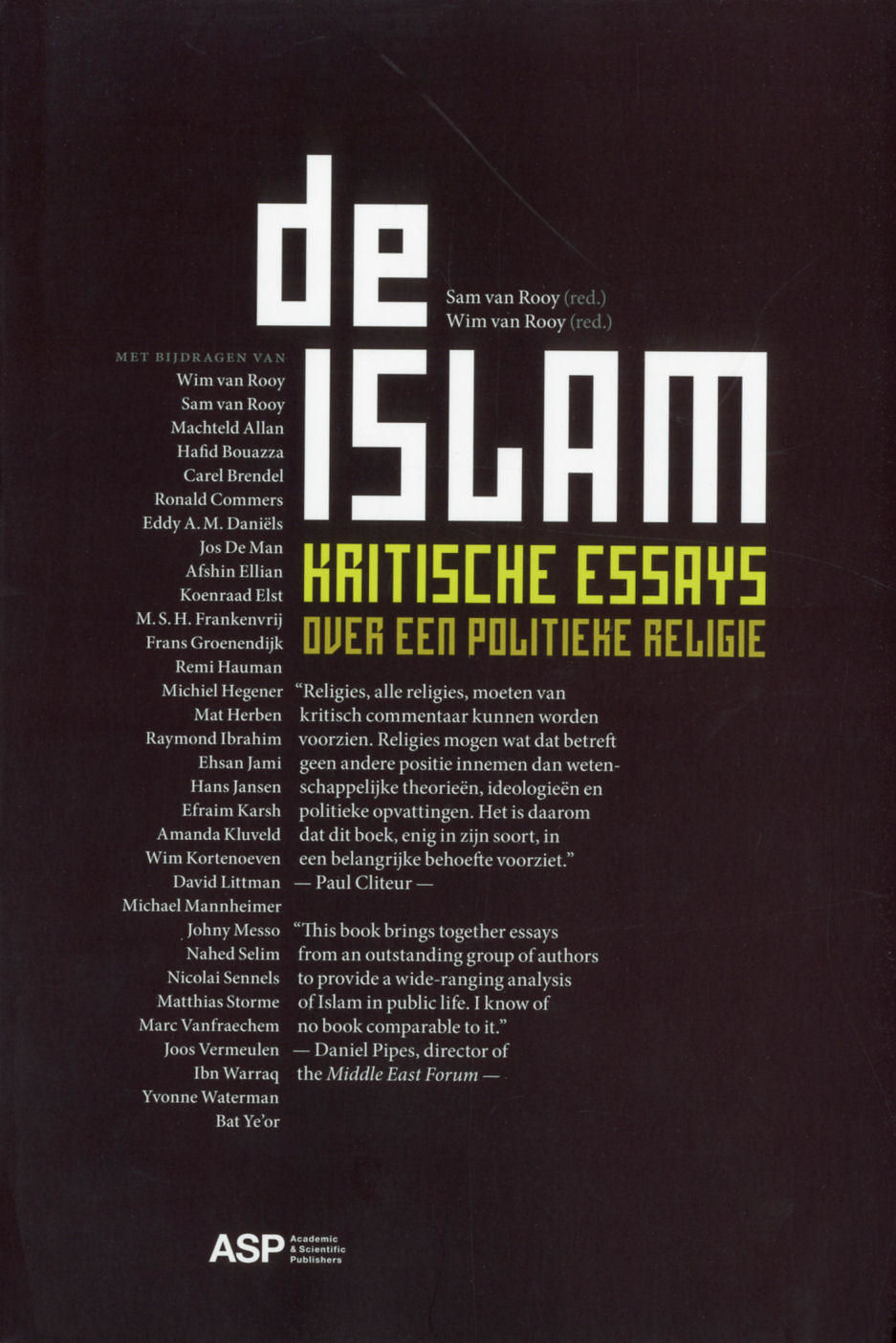 islam kritische essays asp