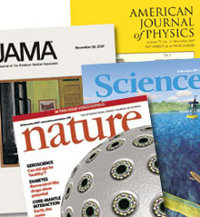wetenschappelijke bladen