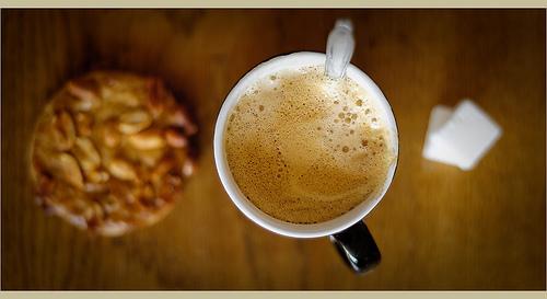 vandaag in koffietijd