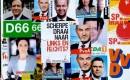VVD en PVV hebben baat bij media-aandacht, CDA juist niet