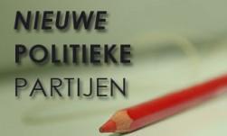 © Sargasso logo serie Nieuwe politieke partijen