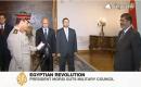 Mohammed Morsi zet leger buitenspel