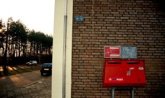 brievenbus op zondag in arnhem-noord - Martijn van Exel