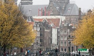 Amsterdam Canal - Andrei Olariu