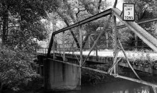 Small bridge in Missouri - BlackburnPhoto