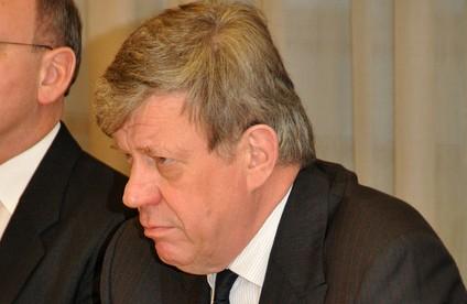 Minister Ivo Opstelten van Veiligheid en Justitie - Veiligheid en Justitie