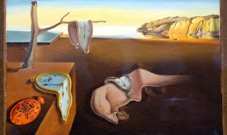 The persistence of memory - Via Tsuji