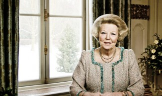 HM Queen Beatrix of the Netherlands - Vincent Lyon-Dalberg-Acton