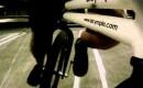 Bicymple: fiets zonder ketting en met twee sturende wielen