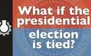 Wat als de Amerikaanse presidentsverkiezingen geen winnaar oplevert?