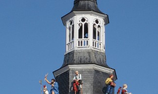 Town Hall belfry - photosan0