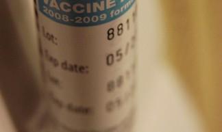 flu shot! - samantha celera