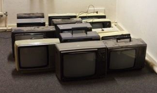 Retro Gaming TV sets - Dennis van Zuijlekom