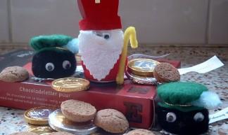 Sinterklaas: december 5 - Eva