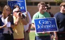 Gary Johnson supporters - Gage Skidmore