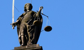 lady Justice - Judy van der Velden