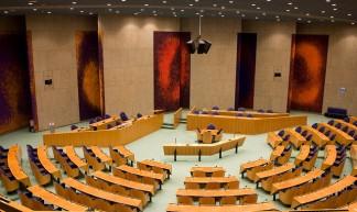 Vergaderzaal Tweede Kamer (Open Monumenten Dag 2010) - -JvL-
