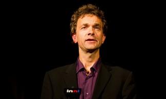 Jean-Pierre Geelen op de Nacht van de Geschiedenis 2011 - Nationaal Historisch Museum