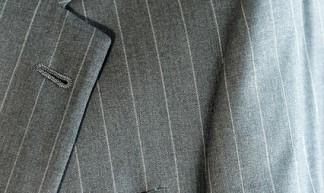 Gray Suit - Robert  Sheie