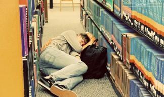So, so sleepy... - clemsonunivlibrary