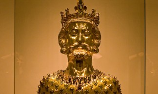 Charlemagne's Bust - e_monk