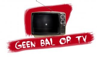 Geen bal op tv