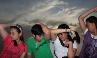 crazy armpit-smelling friends - jekert gwapo
