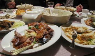 Afscheidsetentje / Farewell dinner - mooste
