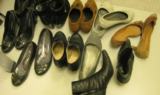 Shoe Closet at Work - Celiemme