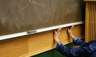 Chalk board - Quinn Dombrowski