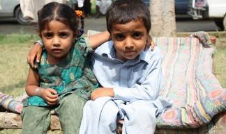 Kinderen zijn kwetsbaar voor ziektes - Samenwerkende Hulporganisaties