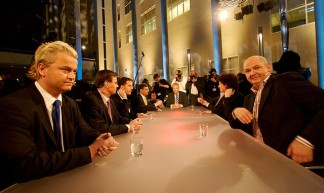 Slotdebat verkiezingen (final debate elections) 2006 - Sebastiaan ter Burg
