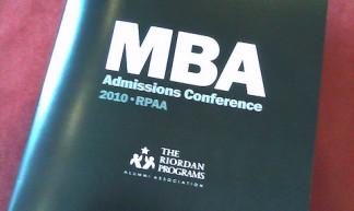 MBA booklet - madaroni