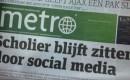 Niet meer zittenblijvers door social media. Of toch wel?
