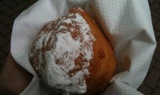 Oliebollen - Typical Dutch winter treat - Arwa Lokhandwala