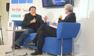 Leon de Winter im Gespräch mit Wolfgang Herles - Blaues Sofa