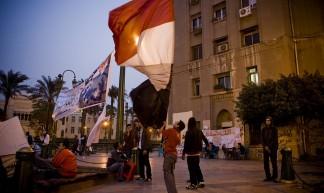 Tahrir Square ميدان التحرير - Hossam el-Hamalawy