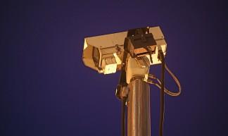 CCTV camera - Ian Britton