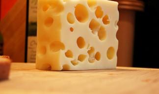 Swiss Cheese - Janeen