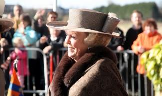 Koningin Beatrix - Rob van Hilten