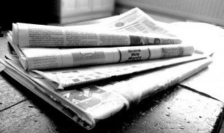 Newspapers B&W (4) - Jon S