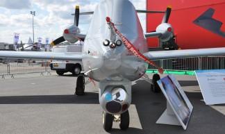 Drone MALE Dassault / BAE - guerric