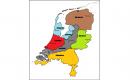 Alternatieve provinciale herindeling