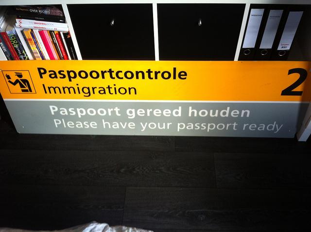 paspoort op schiphol aanvragen