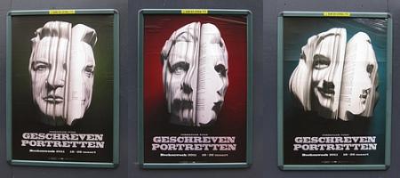 © Nicola Galanin posters Boekenweek 2011
