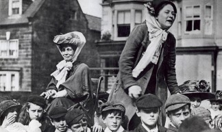 Suffragettes / Suffragettes - Nationaal Archief