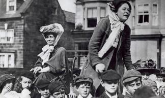 Suffragettes / Suffragettes - Nationaal Archief