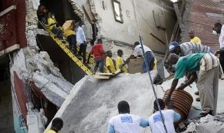 Haiti Earthquake - United Nations  Development Programme