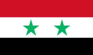 Flag ~ Syria ~ Syrie - erjkprunczýk