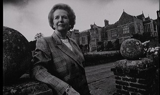 Margaret Thatcher at Chequers - BBC Radio 4